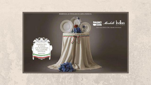 L'Italia in tavola - che cos'è e come funziona