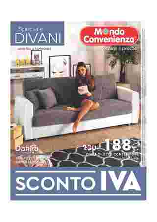 Mondo Convenienza - offerte valide dal 20.04.2020 al 06.01.2021 - pagina 52.