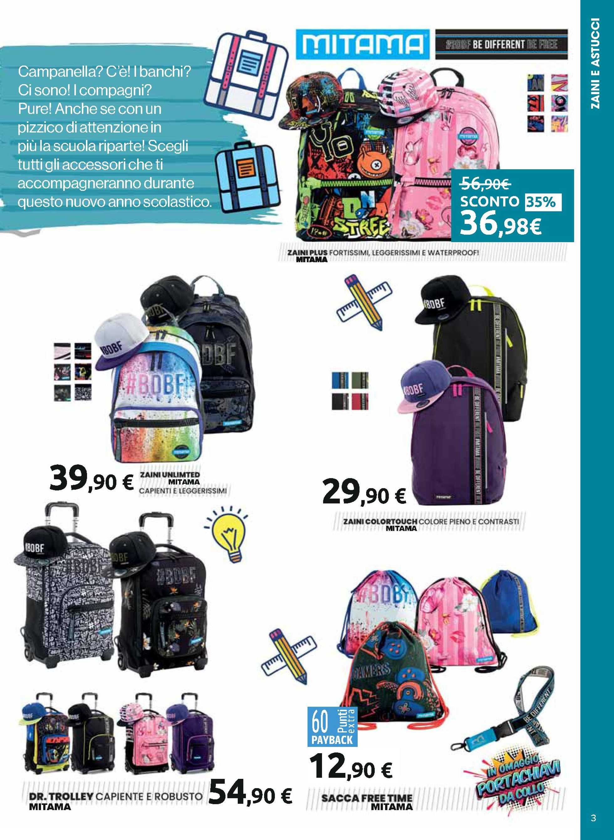 Carrefour Iper - offerte valide dal 28.07.2020 al 30.08.2020 - pagina 3.