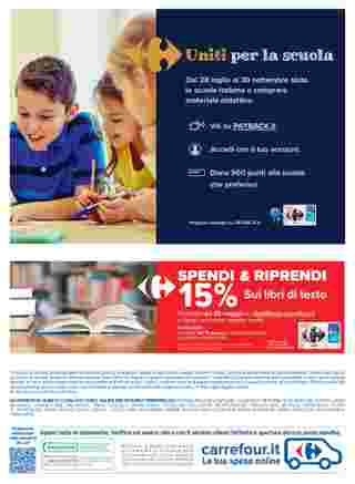 Carrefour Iper - offerte valide dal 28.07.2020 al 30.08.2020 - pagina 38.