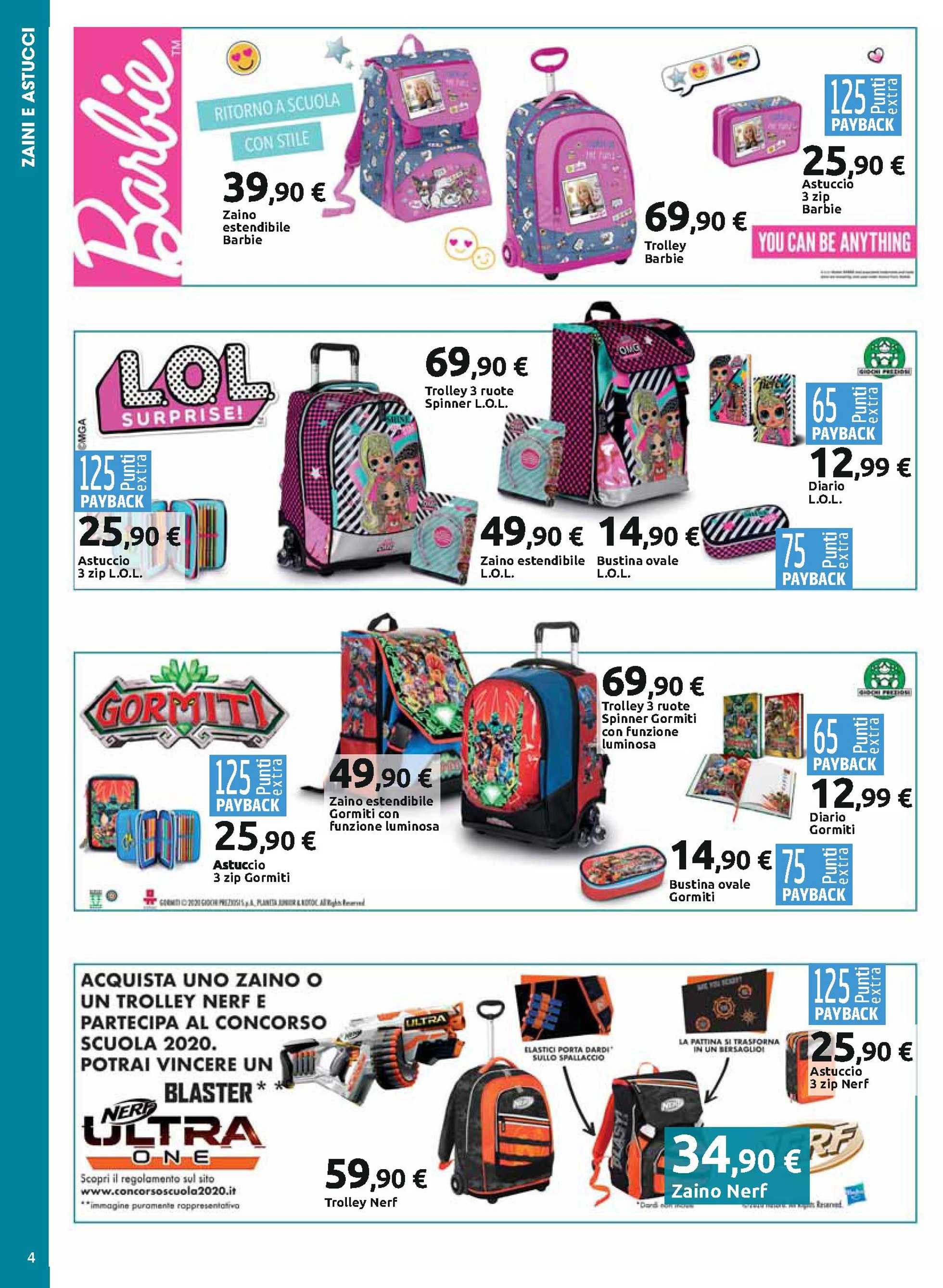 Carrefour Iper - offerte valide dal 28.07.2020 al 30.08.2020 - pagina 4.