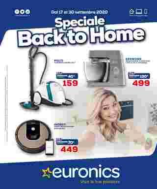 Euronics Bruno - offerte valide dal 17.09.2020 al 30.09.2020 - pagina 19.