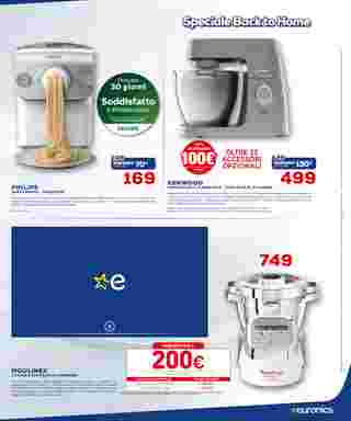 Euronics Bruno - offerte valide dal 17.09.2020 al 30.09.2020 - pagina 23.
