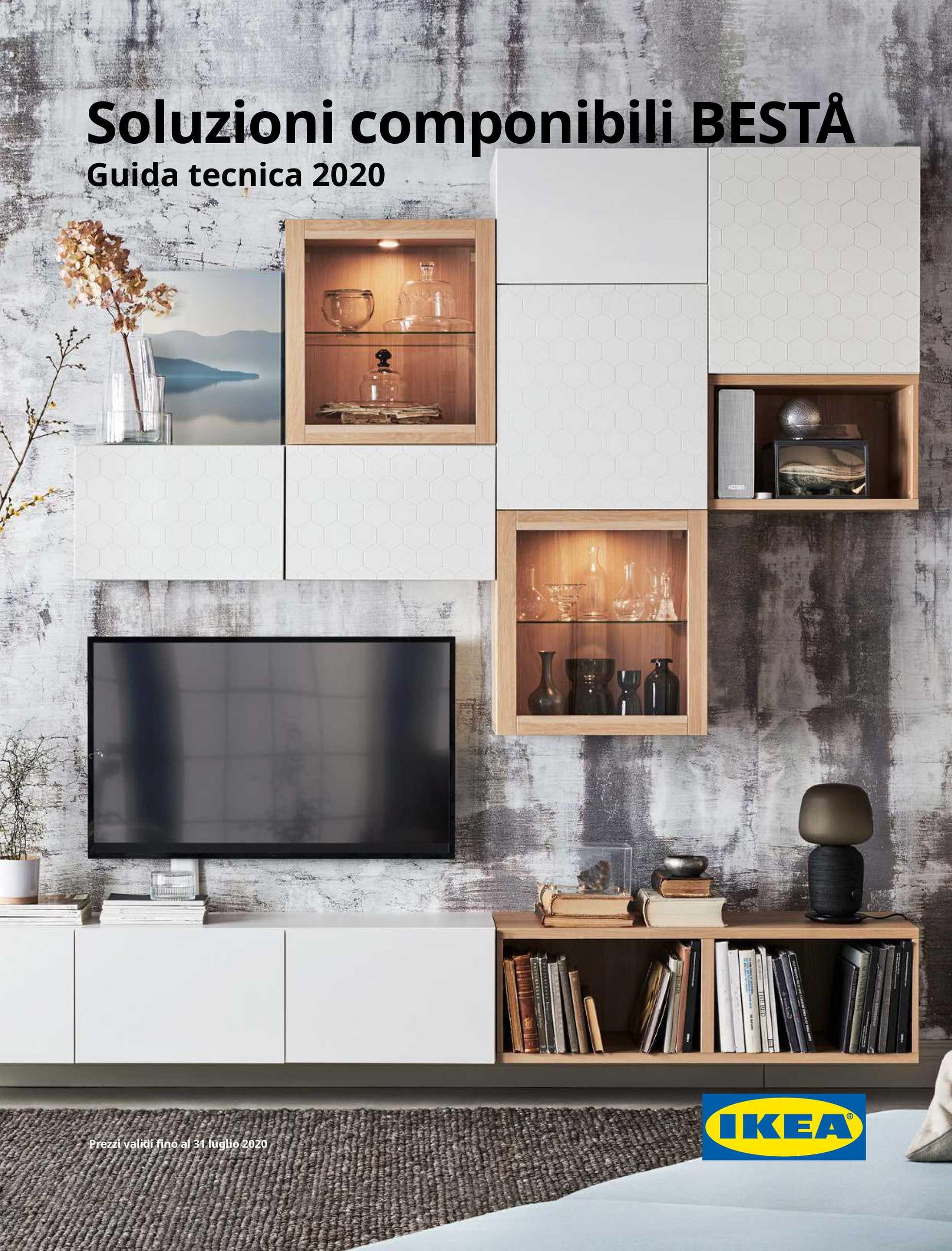 IKEA - offerte valide dal 01.02.2020 al 31.07.2020 - pagina 1.