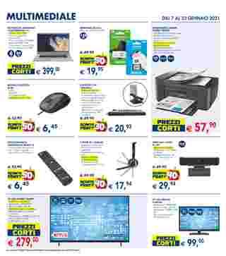 Esselunga - offerte valide dal 14.01.2021 al 23.01.2021 - pagina 21.