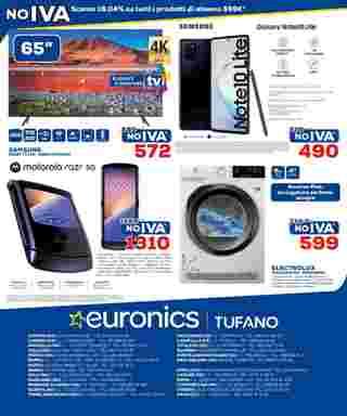 Euronics Tufano - offerte valide dal 15.10.2020 al 28.10.2020 - pagina 14.