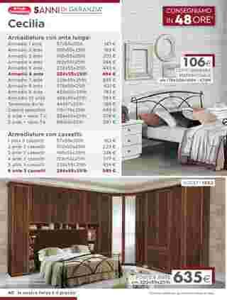 Mondo Convenienza - offerte valide dal 13.01.2020 al 19.04.2020 - pagina 42.