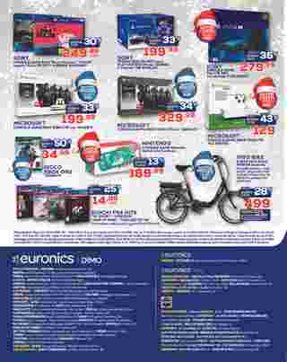 Euronics Bruno - offerte valide dal 13.12.2019 al 22.12.2019 - pagina 16.