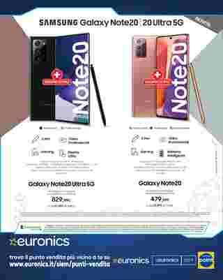 Euronics Bruno - offerte valide dal 04.09.2020 al 16.09.2020 - pagina 16.