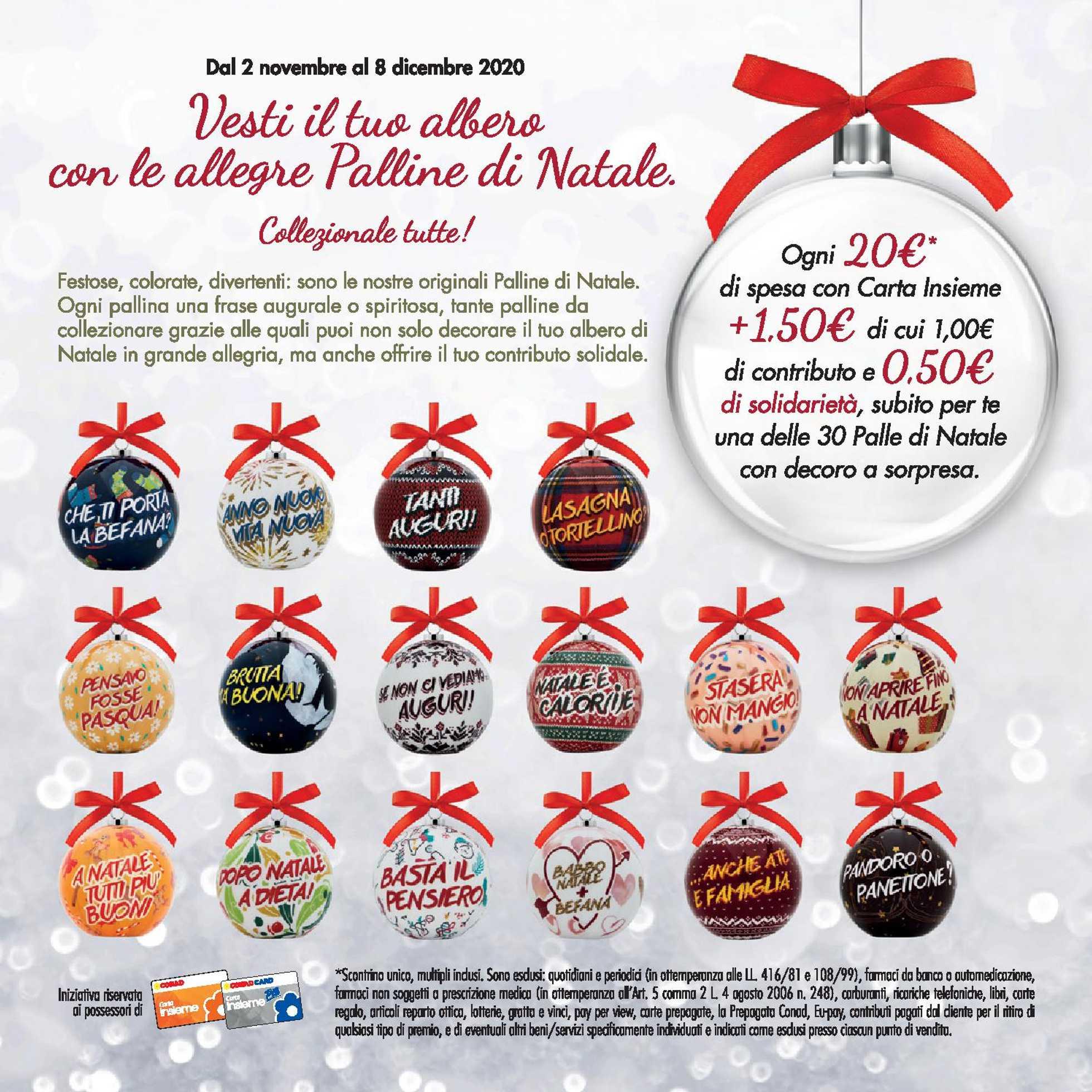 Spazio Conad - offerte valide dal 02.11.2020 al 10.12.2020 - pagina 4.