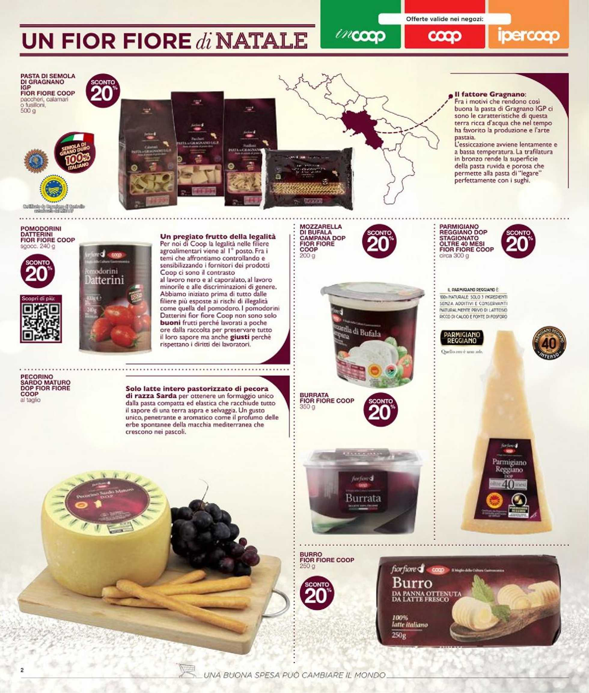 Coop Centro Italia - offerte valide dal 23.11.2020 al 02.12.2020 - pagina 2.