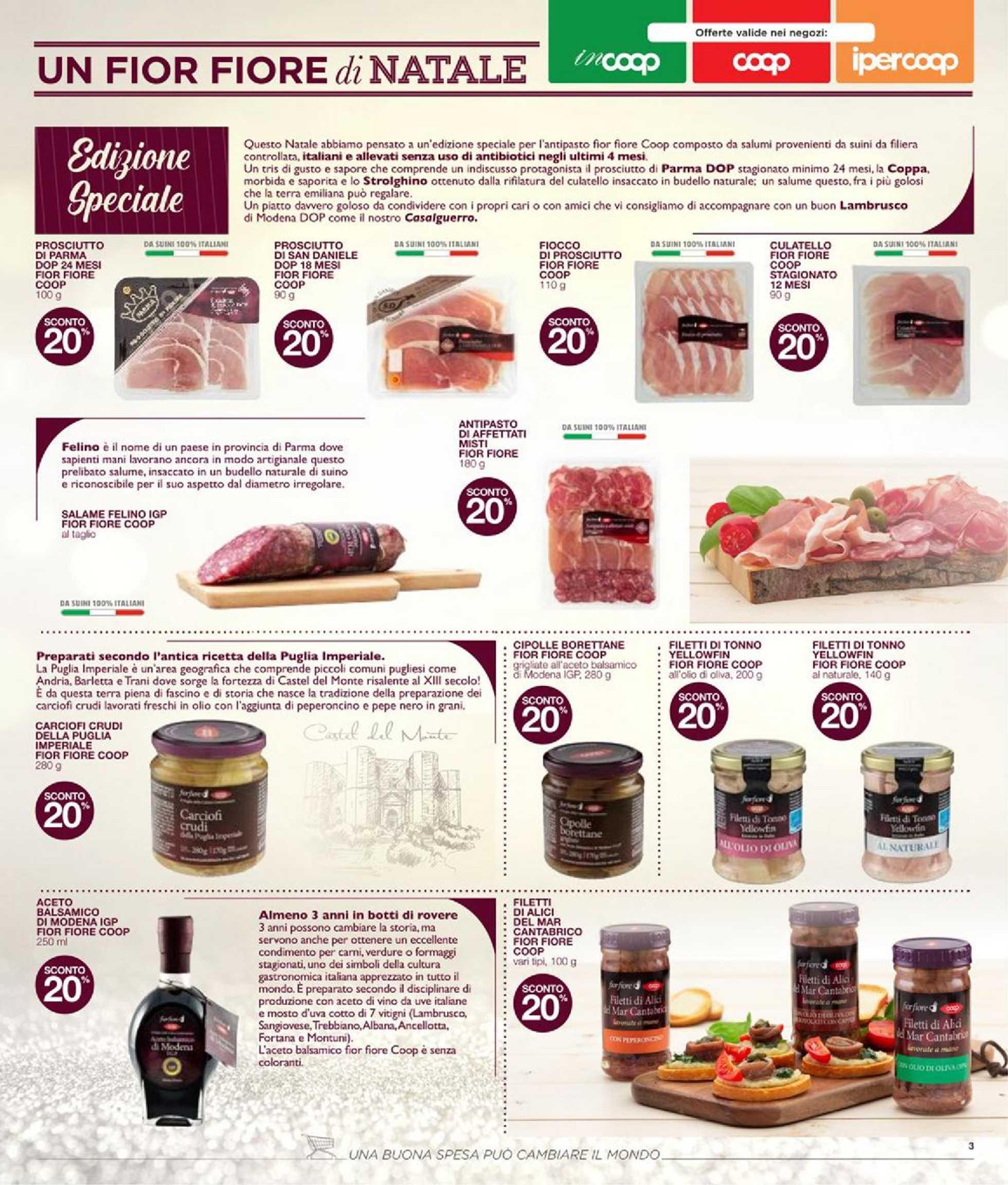 Coop Centro Italia - offerte valide dal 23.11.2020 al 02.12.2020 - pagina 3.