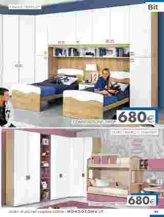 Mondo Convenienza - offerte valide dal 13.01.2020 al 19.04.2020 - pagina 101.