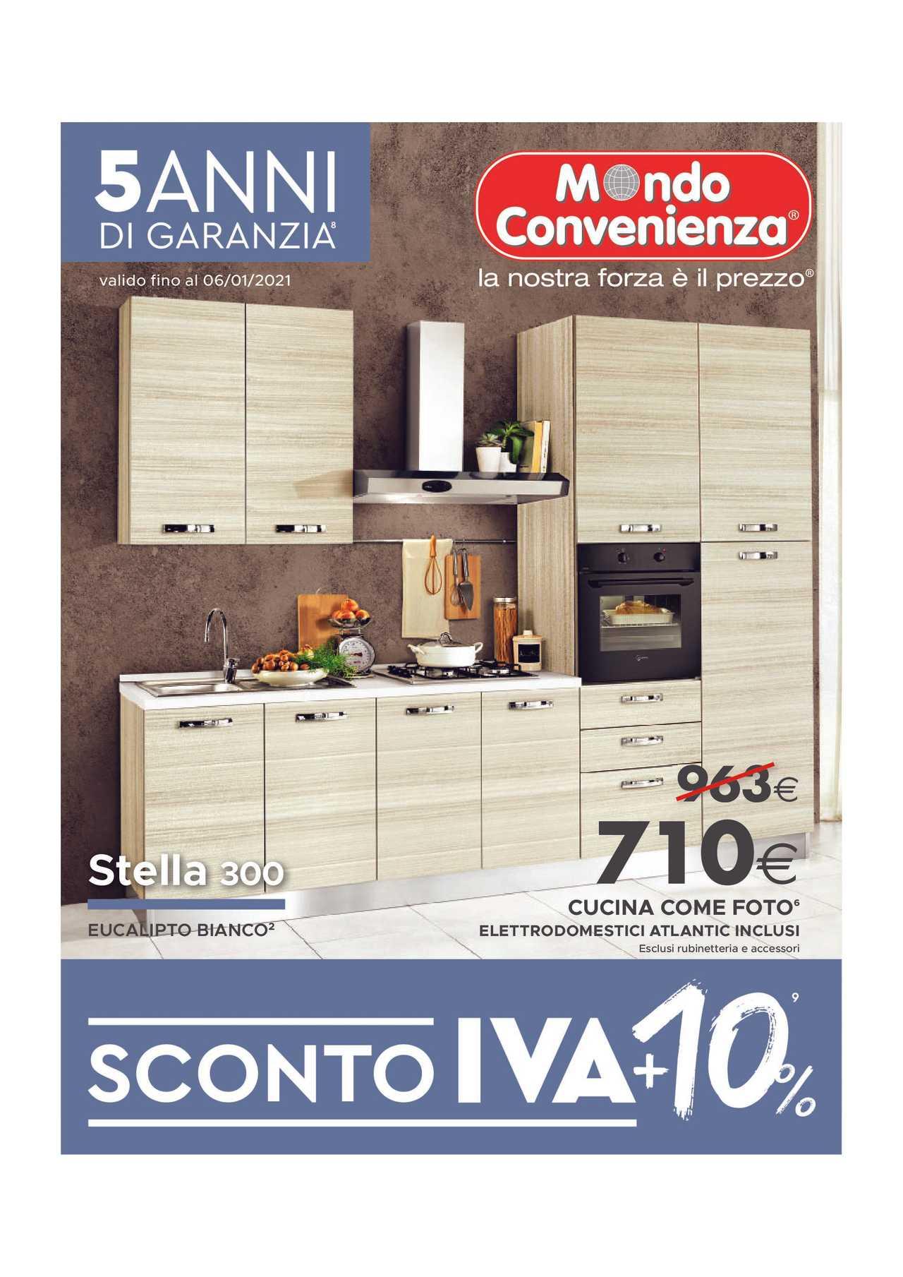 Mondo Convenienza Garanzia Cucina mondo convenienza - catalogo & offerte   it.promotons