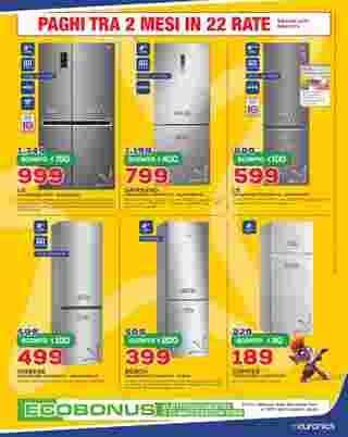 Euronics - offerte valide dal 02.07.2020 al 22.07.2020 - pagina 13.
