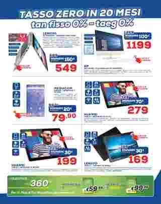 Euronics - offerte valide dal 15.05.2020 al 03.06.2020 - pagina 23. Nel volantino potrai trovare tastiera, mouse, tastiera, tasso, tasso, mouse
