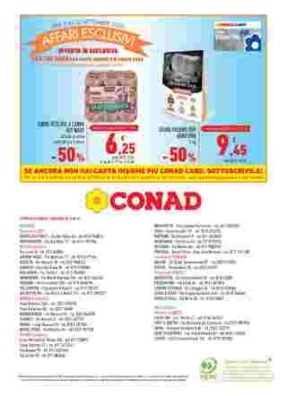 Conad - offerte valide dal 03.09.2020 al 30.09.2020 - pagina 12.