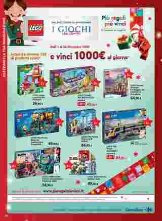 Carrefour Iper - offerte valide dal 28.10.2020 al 24.12.2020 - pagina 22.