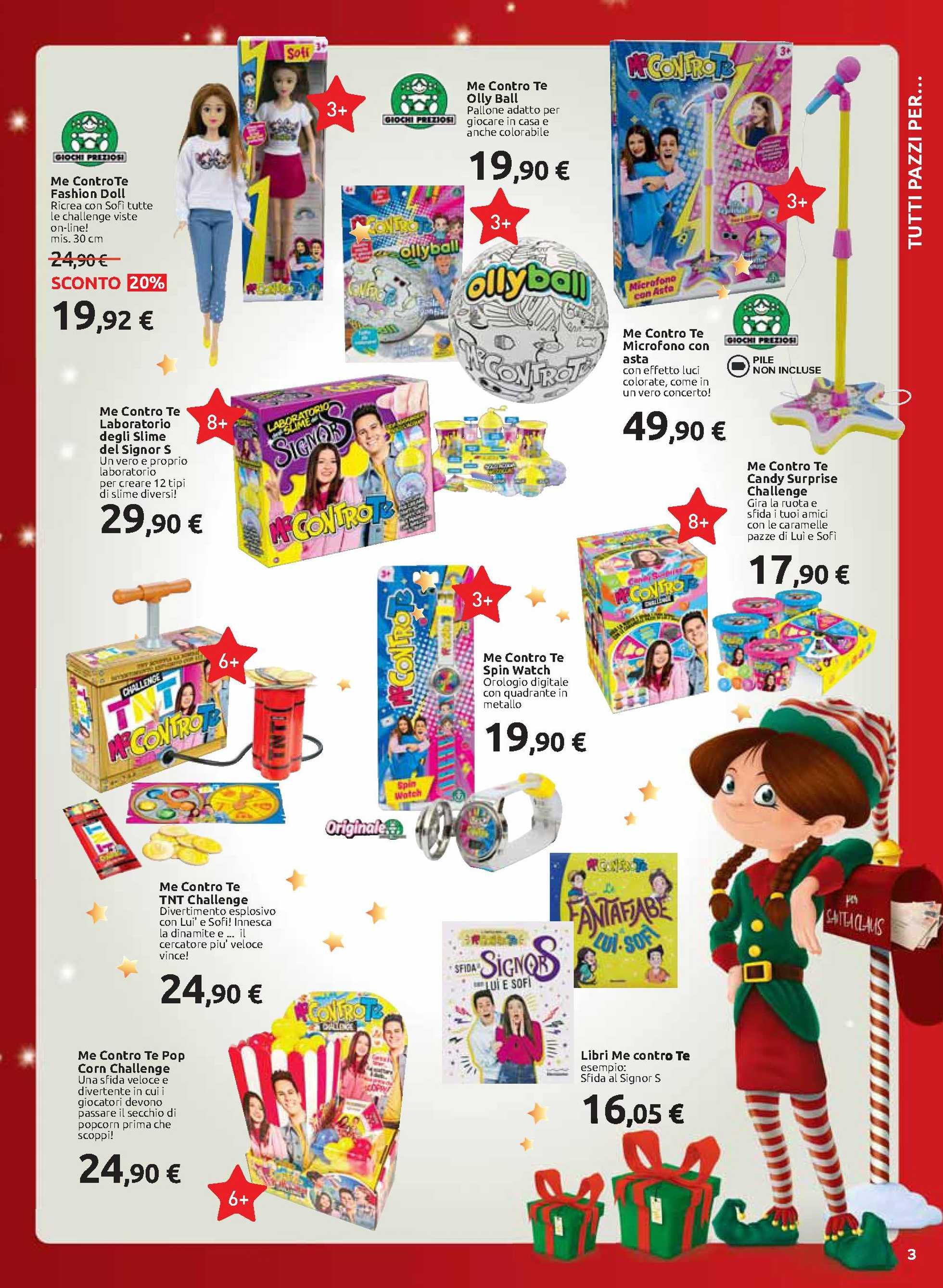 Carrefour Iper - offerte valide dal 28.10.2020 al 24.12.2020 - pagina 3.