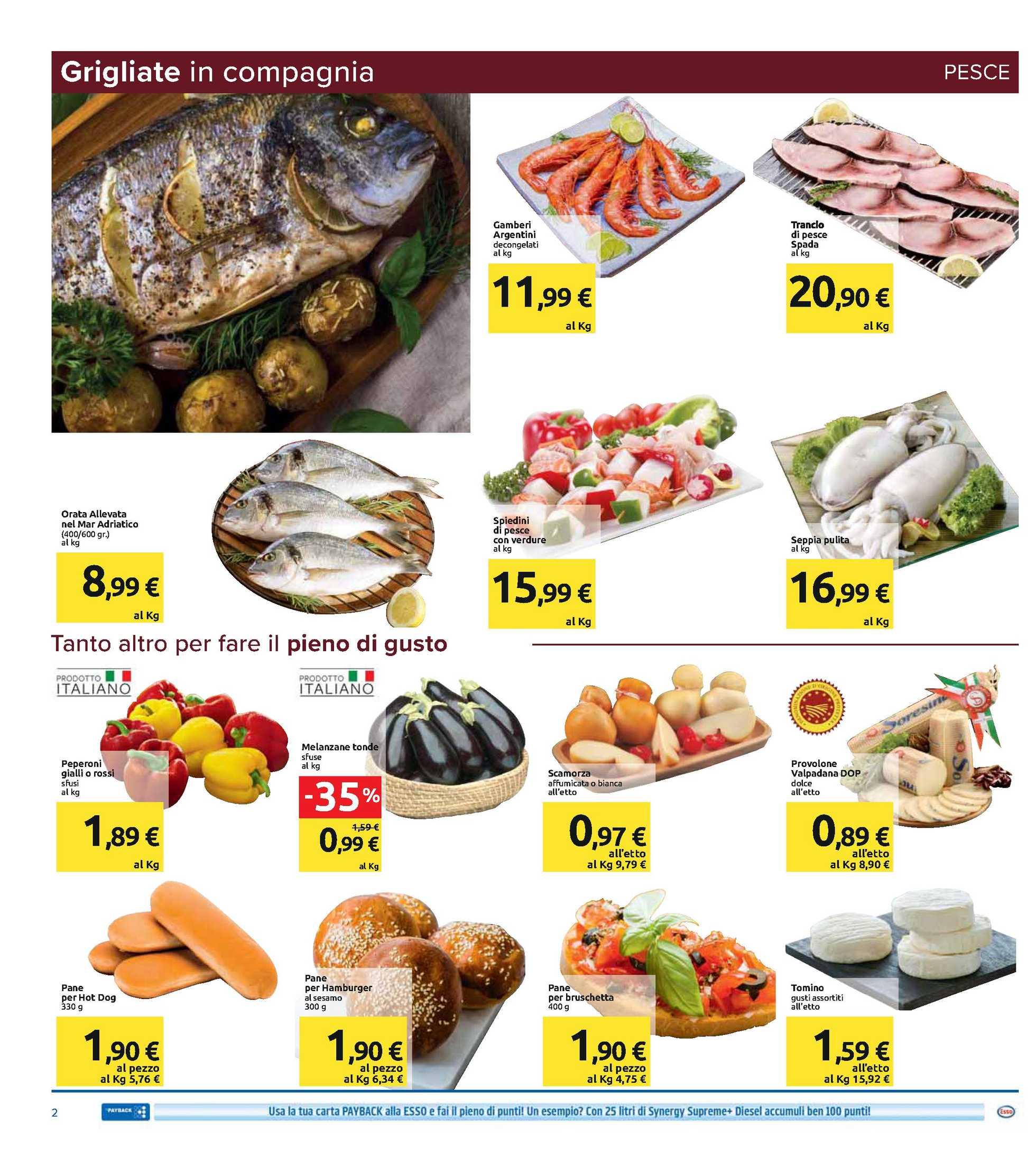 Carrefour Iper - offerte valide dal 07.08.2020 al 18.08.2020 - pagina 2.