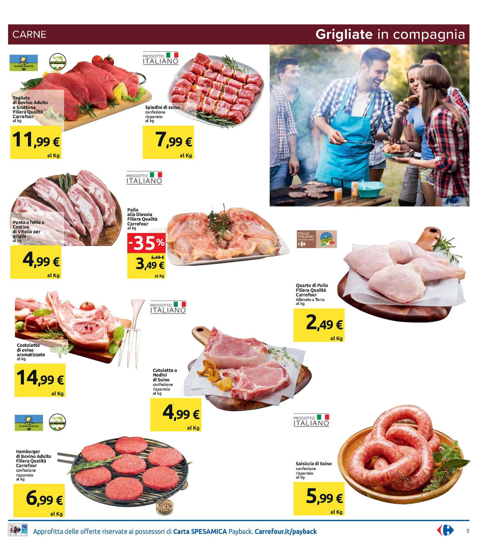 Carrefour Iper - offerte valide dal 07.08.2020 al 18.08.2020 - pagina 3.