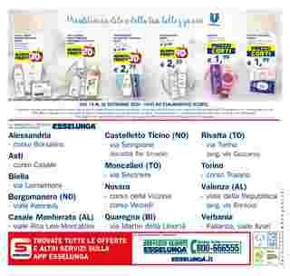 Esselunga - offerte valide dal 14.09.2020 al 26.09.2020 - pagina 20.