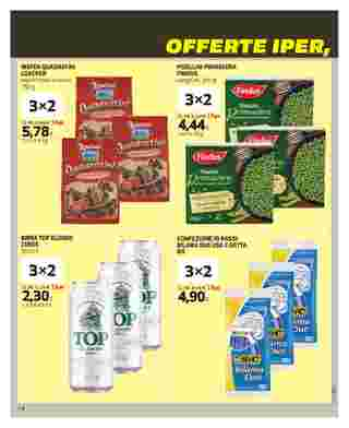 Ipercoop Sicilia - offerte valide dal 15.10.2020 al 28.10.2020 - pagina 14.