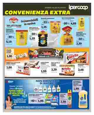 Ipercoop Sicilia - offerte valide dal 15.10.2020 al 28.10.2020 - pagina 17.