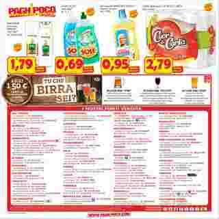 Paghi Poco - offerte valide dal 18.07.2019 al 28.07.2019 - pagina 16.
