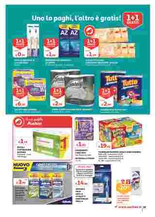 Auchan - offerte valide dal 01.03.2019 al 10.03.2019 - pagina 19.