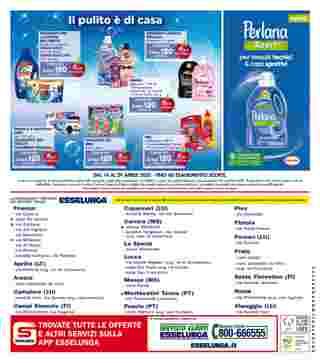 Esselunga - offerte valide dal 14.04.2020 al 08.07.2020 - pagina 12.