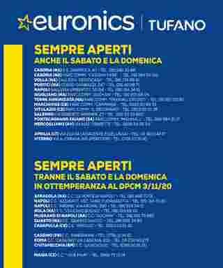 Euronics Tufano - offerte valide dal 12.11.2020 al 30.11.2020 - pagina 43.