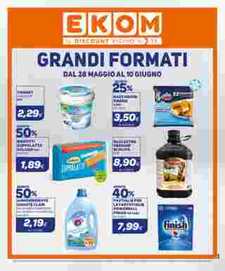 Ekom - offerte valide dal 28.05.2019 al 10.06.2019 - pagina 12.