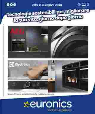 Euronics Bruno - offerte valide dal 01.10.2020 al 14.10.2020 - pagina 16.