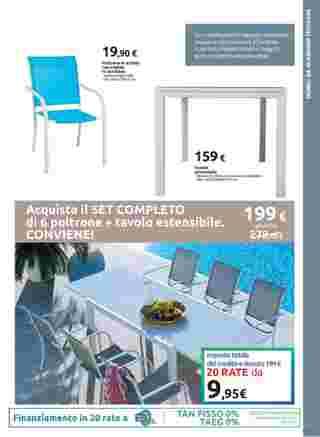 Tavoli Da Giardino Carrefour.Volantino Carrefour Iper Le Ultime Offerte It Promotons Com