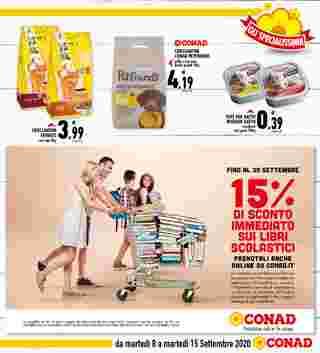 Conad - offerte valide dal 08.09.2020 al 15.09.2020 - pagina 11.