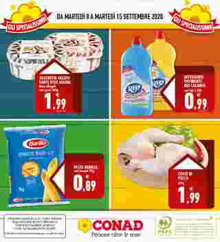 Conad - offerte valide dal 08.09.2020 al 15.09.2020 - pagina 12.