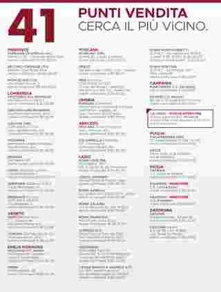 Mondo Convenienza - offerte valide dal 13.01.2020 al 19.04.2020 - pagina 130.