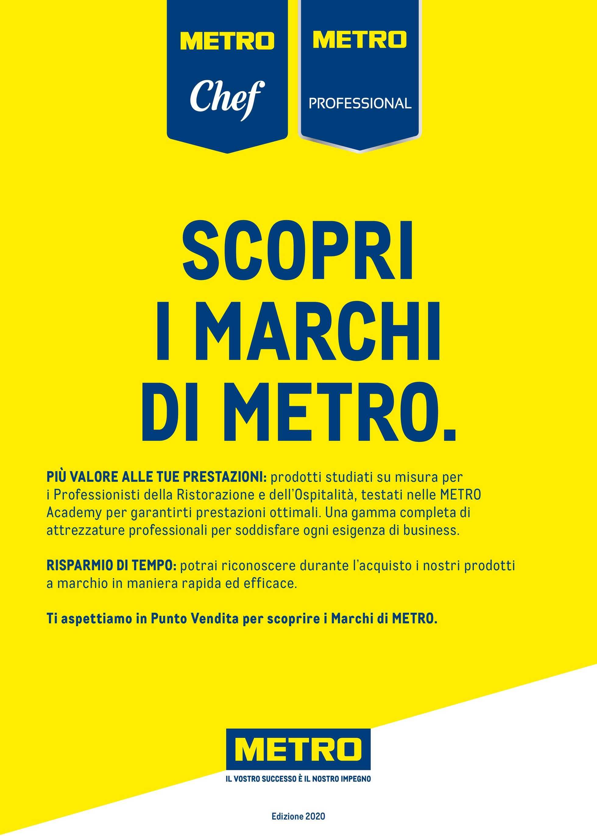 Metro - offerte valide dal 02.03.2020 al 31.12.2020 - pagina 4.