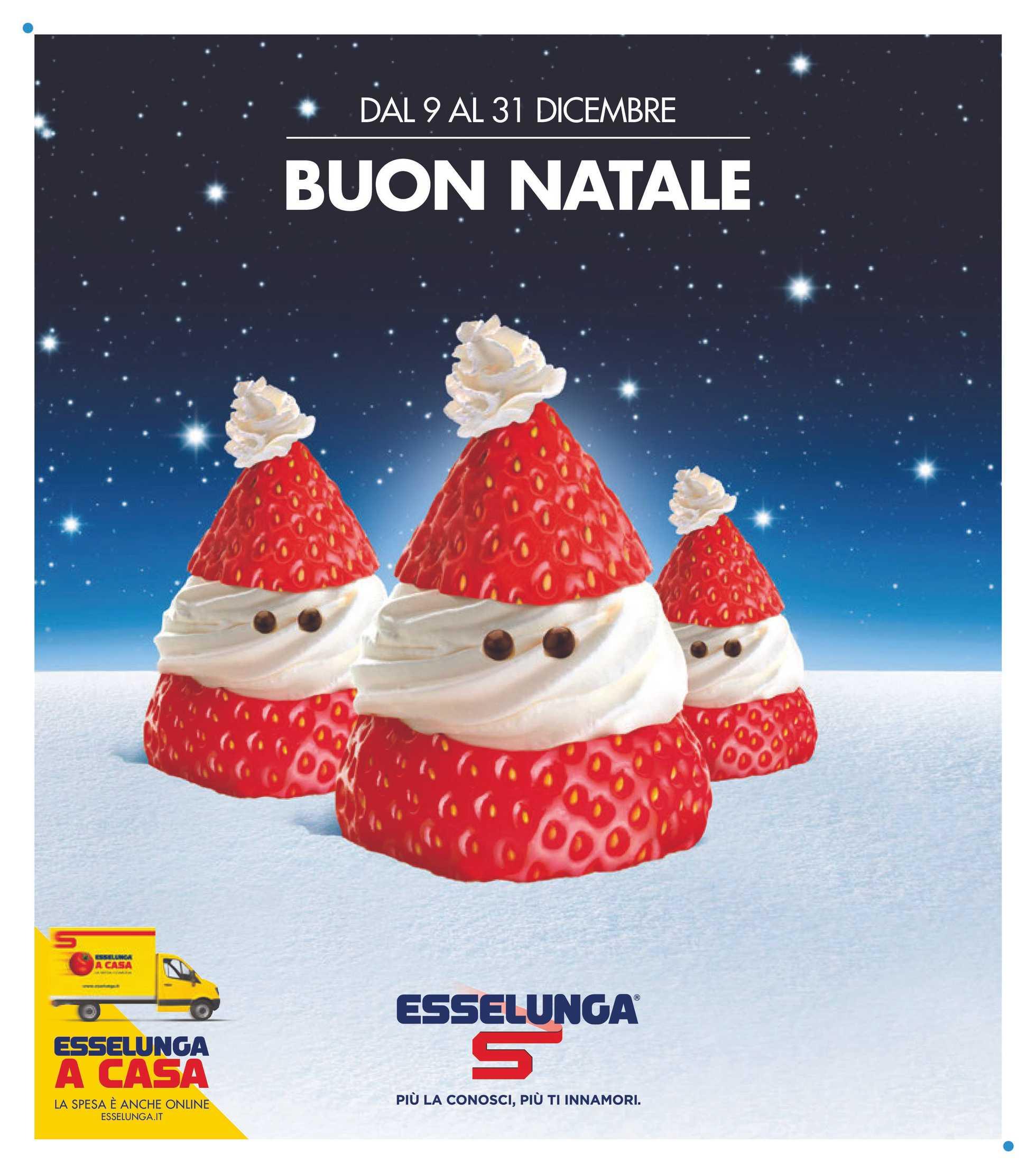 Antipasti Di Natale Esselunga.Volantino Esselunga Sfoglia Le Ultime Offerte It Promotons Com