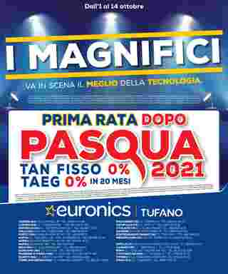 Euronics Bruno - offerte valide dal 01.10.2020 al 14.10.2020 - pagina 26.