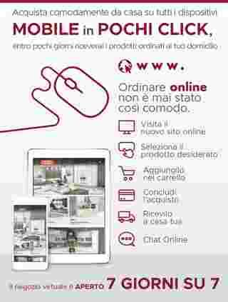Mondo Convenienza - offerte valide dal 13.01.2020 al 19.04.2020 - pagina 127.