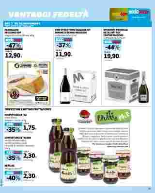 Ipercoop Sicilia - offerte valide dal 29.10.2020 al 11.11.2020 - pagina 61.