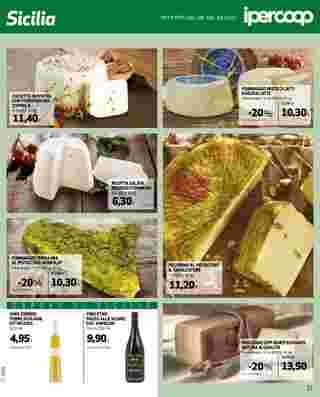 Ipercoop Sicilia - offerte valide dal 29.10.2020 al 11.11.2020 - pagina 31.