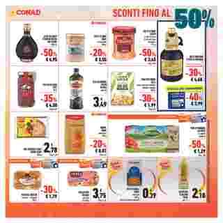 Conad - offerte valide dal 29.05.2019 al 10.06.2019 - pagina 9.