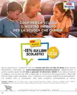 Ipercoop (Coop Alleanza) - offerte valide dal 01.10.2020 al 14.10.2020 - pagina 42.