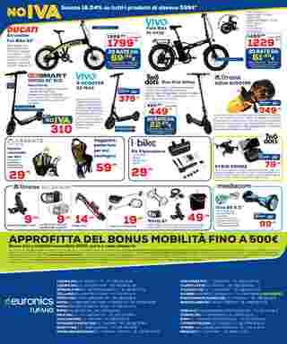 Euronics Bruno - offerte valide dal 30.07.2020 al 03.09.2020 - pagina 14.