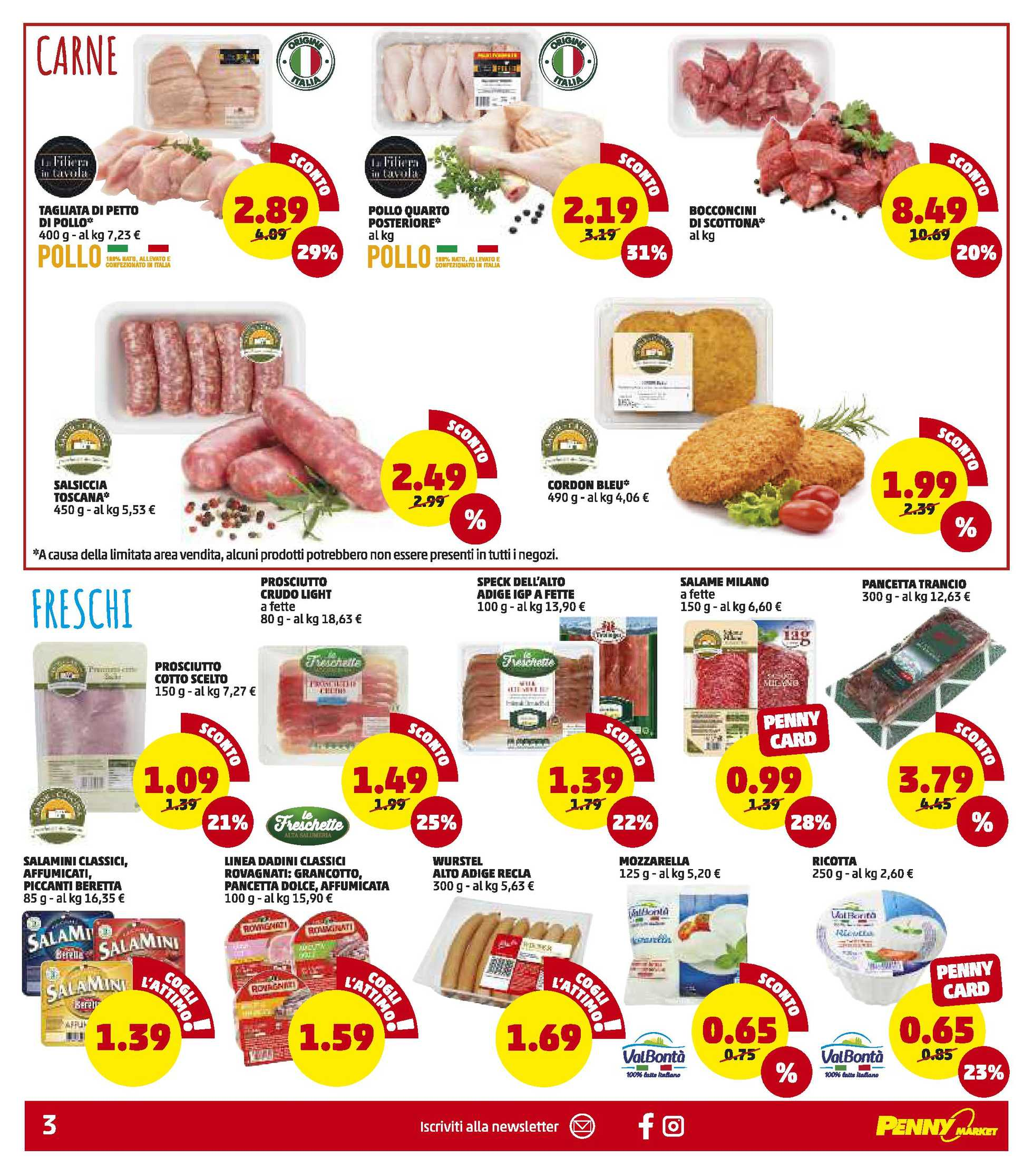 Penny Market - offerte valide dal 14.01.2021 al 20.01.2021 - pagina 3.