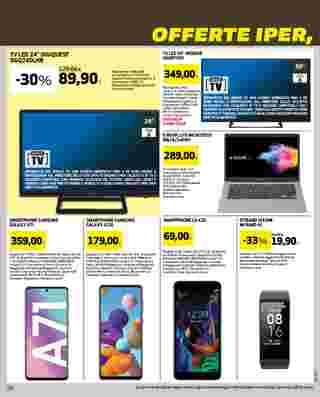 Ipercoop - offerte valide dal 06.08.2020 al 19.08.2020 - pagina 38.