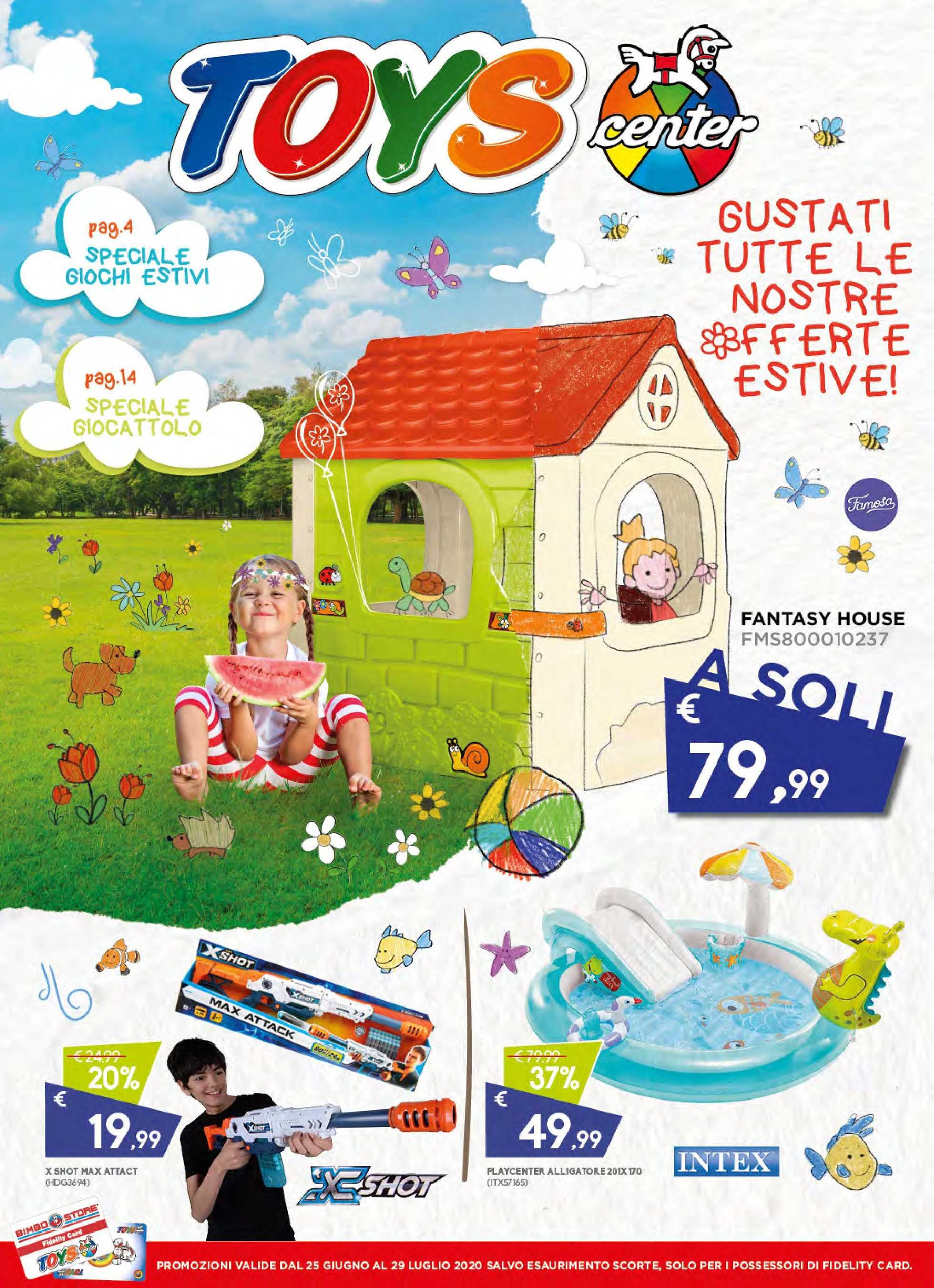 Toys Center - offerte valide dal 25.06.2020 al 29.07.2020 - pagina 1.
